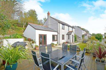 4 Bedrooms Detached House for sale in Chacewater, Truro, Cornwall