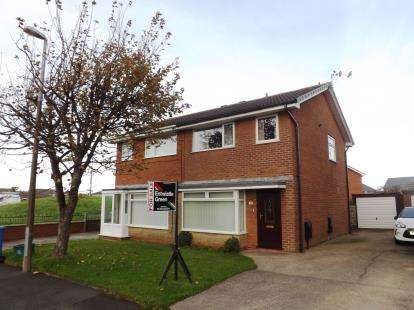 3 Bedrooms Semi Detached House for sale in Mayfield Avenue, Thornton-Cleveleys, Lancashire, United Kingdom, FY5