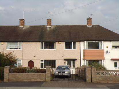 3 Bedrooms Terraced House for sale in Farnborough Road, Clifton, Nottingham, Nottinghamshire