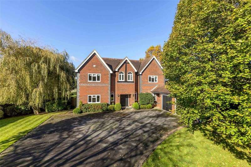 4 Bedrooms Detached House for sale in Links Lane, Rowlands Castle, Hampshire, PO9