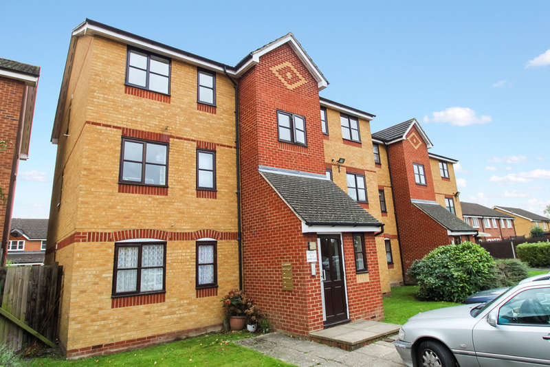 1 Bedroom Flat for sale in Sherfield Close, New Malden