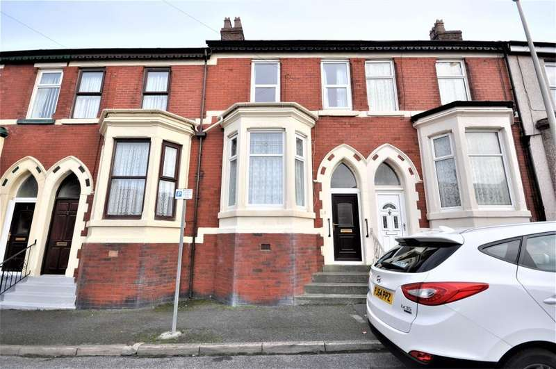 2 Bedrooms Terraced House for sale in Fleet Street, Blackpool, Lancashire, FY1 4PJ