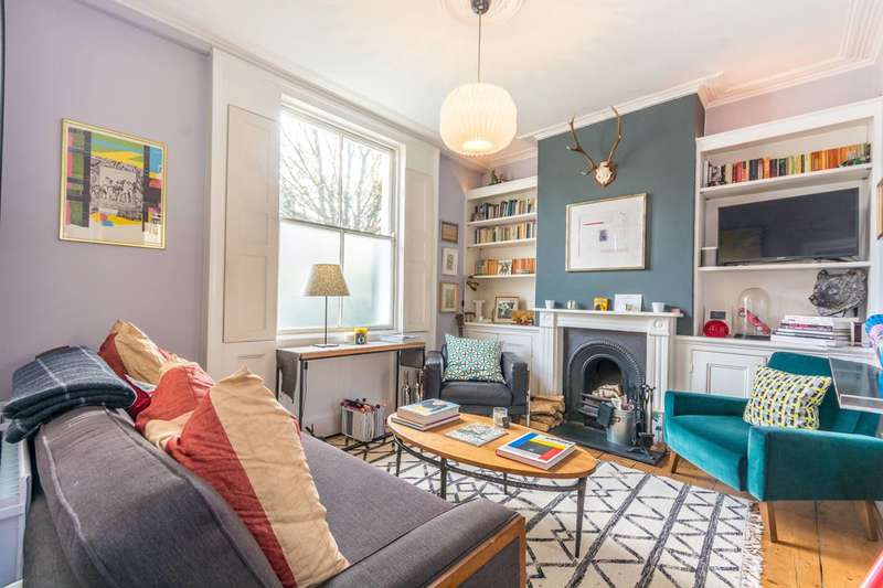 3 Bedrooms House for sale in Hertford Road, De Beauvoir Town, N1