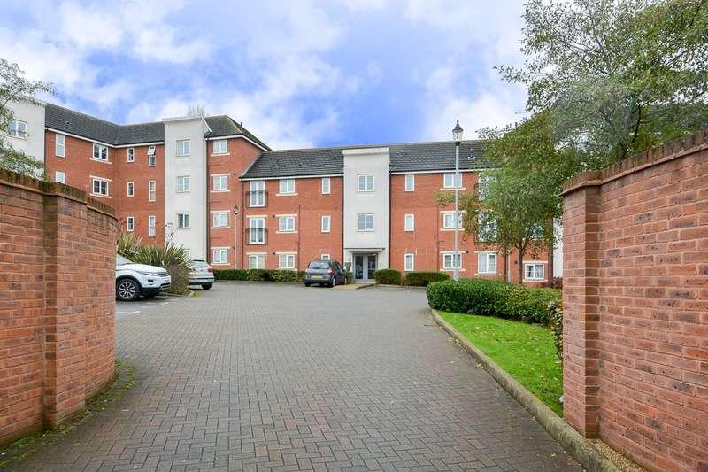 1 Bedroom Flat for sale in Maynard Road, Edgbaston, Birmingham, B16