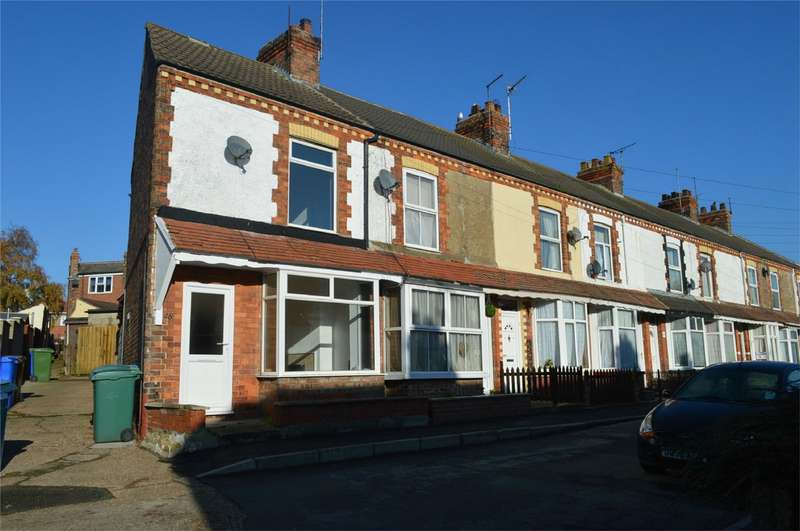 1 Bedroom End Of Terrace House for sale in 18 Eastgate View, Hornsea, East Riding of Yorkshire