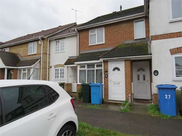 2 Bedrooms Detached House for sale in Todd Crescent, Kemsley, SITTINGBOURNE, Kent
