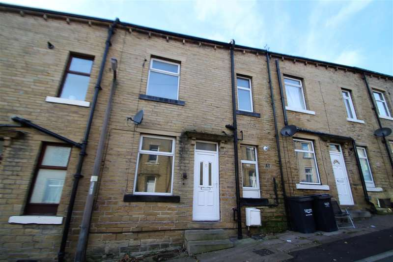 2 Bedrooms Terraced House for sale in Hanover Street, Sowerby Bridge
