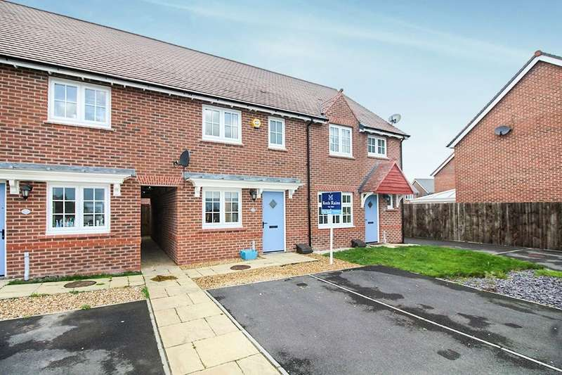 3 Bedrooms Terraced House for sale in Brookhill Close, Buckley, CH7