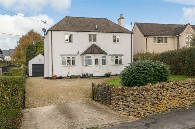 4 Bedrooms Detached House for sale in Bisley Road, Stroud, Gloucestershire