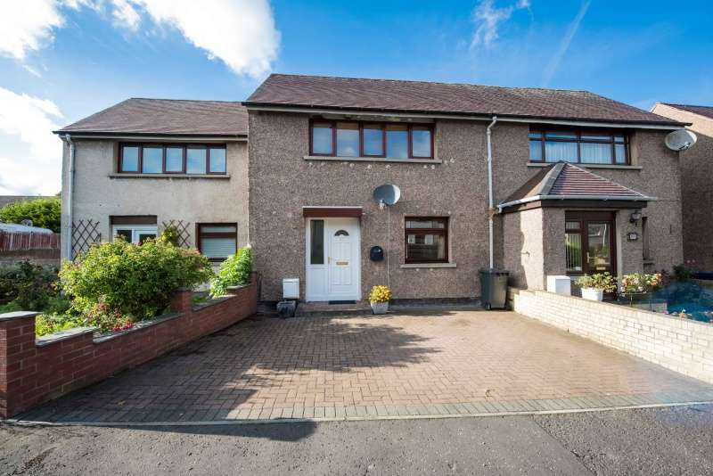 2 Bedrooms Villa House for sale in Woodburn Terrace, Dalkeith, Midlothian, EH22 2HT