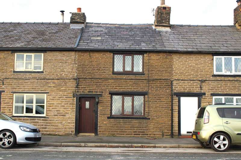 2 Bedrooms Cottage House for sale in Scant Row, Chorley Old Road