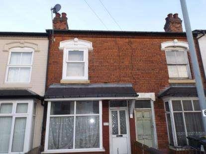 3 Bedrooms Terraced House for sale in Membury Road, Alum Rock, Birmingham, West Midlands