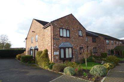 1 Bedroom Flat for sale in Cyril Bell Close, Lymm, Cheshire