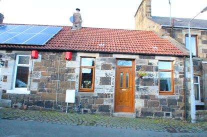 2 Bedrooms Terraced House for sale in North Street, Leslie