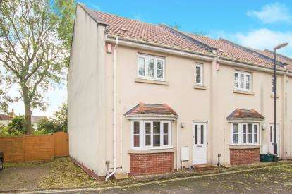 4 Bedrooms End Of Terrace House for sale in Air Balloon Road, St. George, Bristol