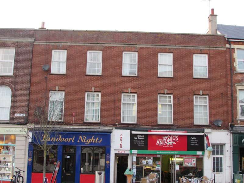3 Bedrooms Maisonette Flat for sale in The Strand, Exmouth