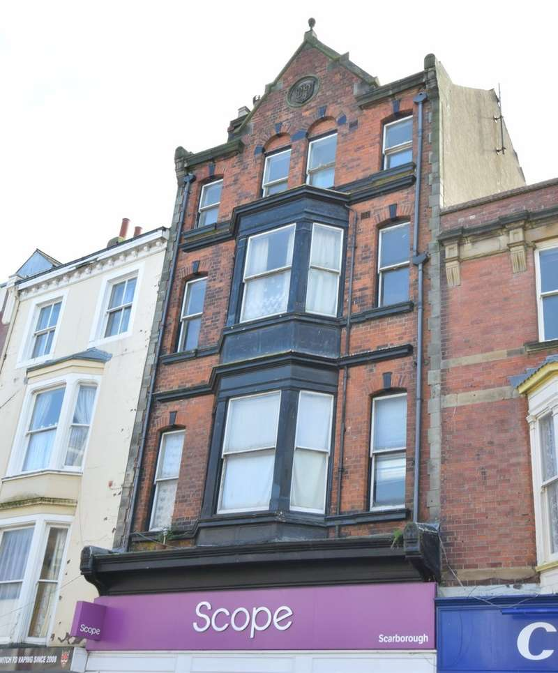 Commercial Property for sale in St Nicholas Street, Scarborough