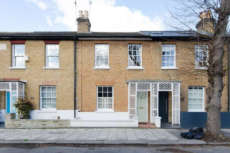 2 Bedrooms House for sale in Sutherland Road, Chiswick, W4