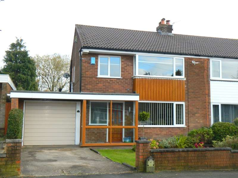 3 Bedrooms Semi Detached House for sale in Lea Gate Close, Bolton, BL2