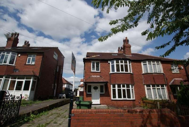 7 Bedrooms Semi Detached House for rent in Becketts Park Crescent, Headingley, Leeds