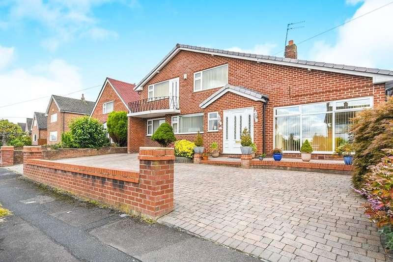 4 Bedrooms Detached House for sale in Howards Lane, Eccleston, ST. HELENS, WA10