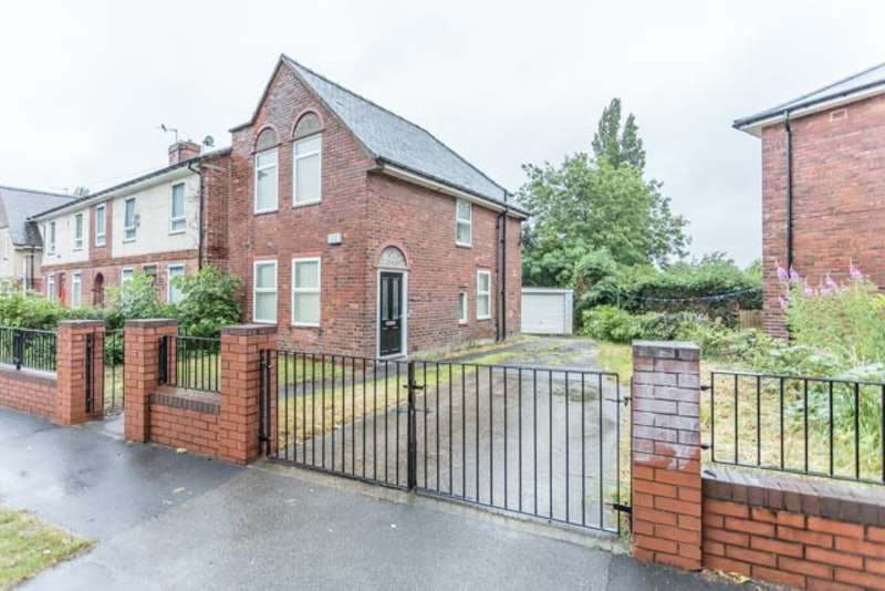 3 Bedrooms End Of Terrace House for sale in Rolleston Road, Sheffield, South Yorkshire, S5