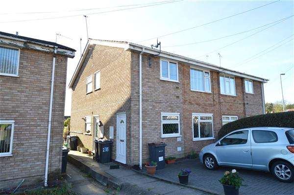 2 Bedrooms Maisonette Flat for sale in Beeches Road, Great Barr