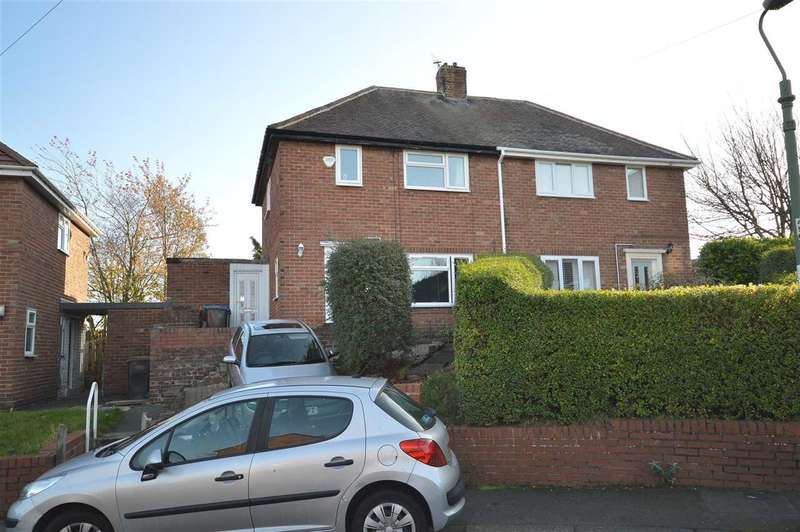 2 Bedrooms Semi Detached House for sale in Lavender Gardens, Sacriston