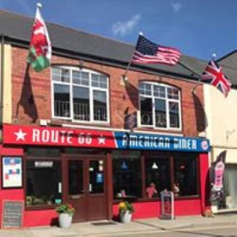 Cafe Commercial for sale in 29 Moor Street, Chepstow, Monmouthshire. NP16 5DD