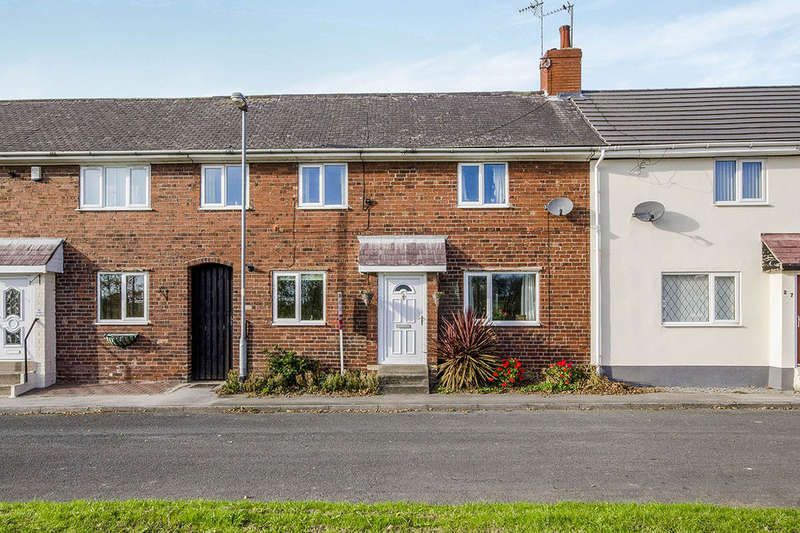 3 Bedrooms Terraced House for sale in Little Lane, Featherstone, Pontefract, WF7