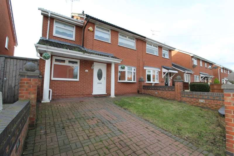 3 Bedrooms Semi Detached House for sale in Sutherland Road, Prescot, L34