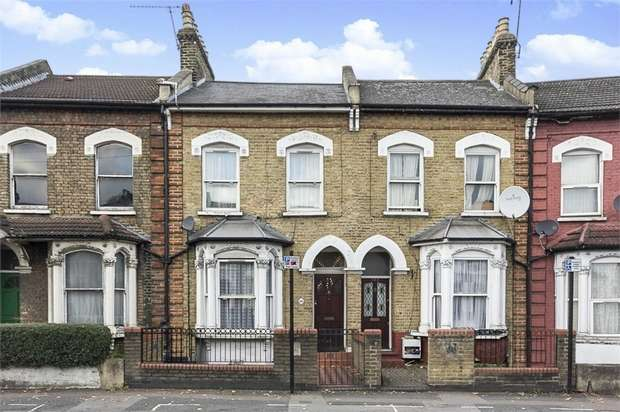 3 Bedrooms Terraced House for sale in Hornsey Park Road, London