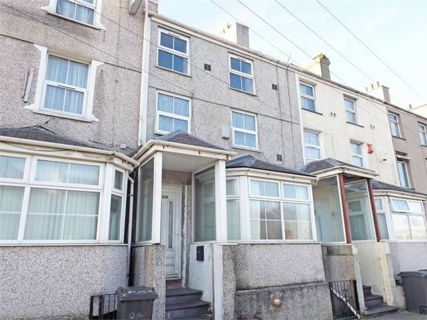 4 Bedrooms Terraced House for sale in London Road, Holyhead, Anglesey