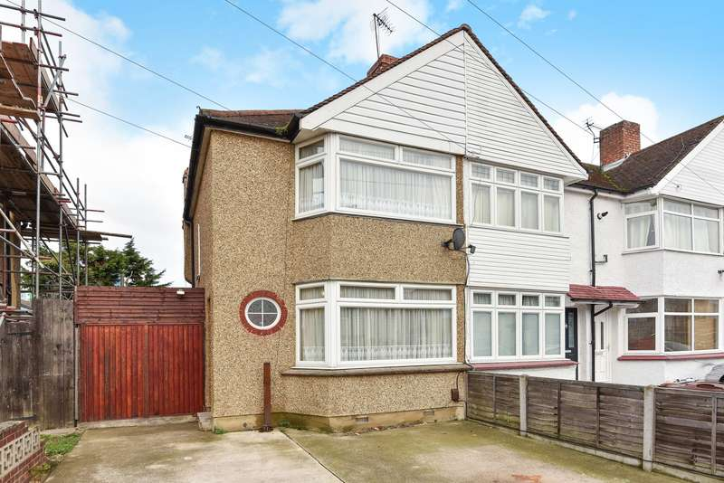 2 Bedrooms End Of Terrace House for sale in Hanover Avenue, Feltham, TW13