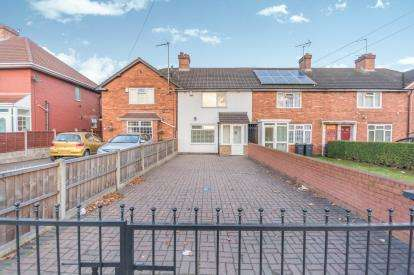 3 Bedrooms Terraced House for sale in Fordrough Lane, Birmingham, West Midlands