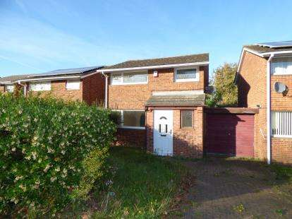 3 Bedrooms Detached House for sale in Spencer, Stantonbury, Milton Keynes, Buckinghamshire