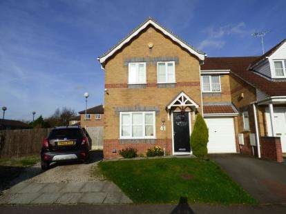 3 Bedrooms Semi Detached House for sale in Acorn View, Kirkby-In-Ashfield, Nottinghamshire