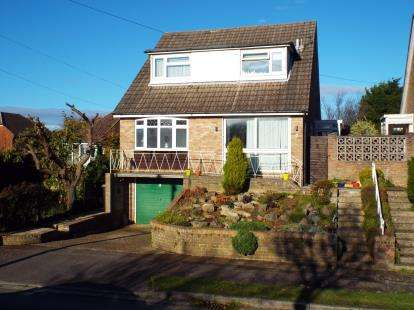 3 Bedrooms Detached House for sale in Widley, Waterlooville, Hampshire