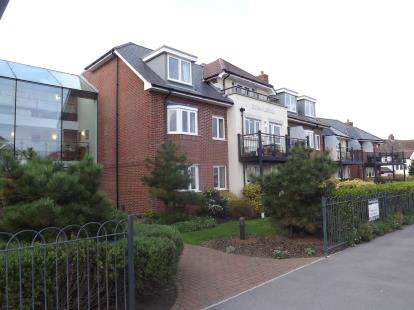 1 Bedroom Retirement Property for sale in Southbourne, Bournemouth, Dorset