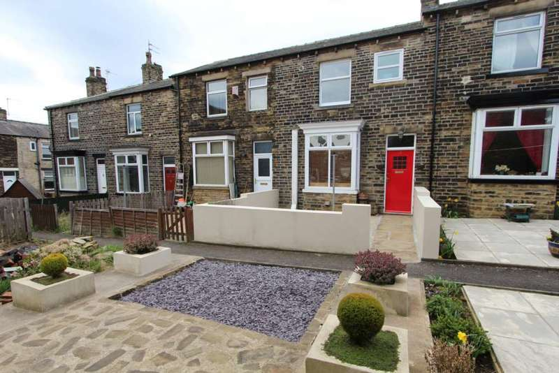 3 Bedrooms Terraced House for sale in Howard Park, Cleckheaton
