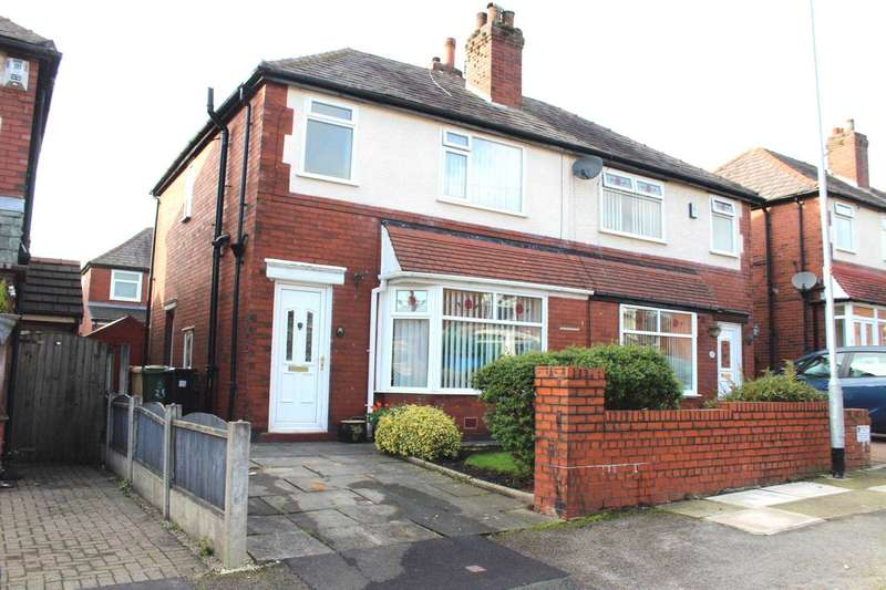 3 Bedrooms Semi Detached House for sale in Melrose Avenue, Heaton