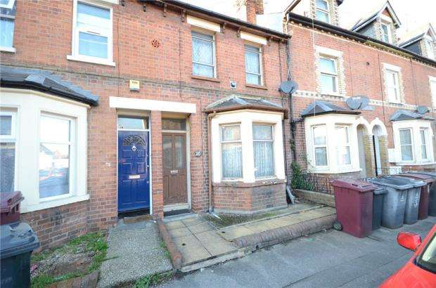 2 Bedrooms Terraced House for sale in Gower Street, Reading, Berkshire