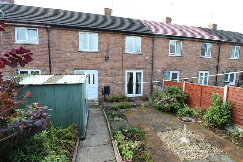 3 Bedrooms Terraced House for sale in Gresley Road, Lowedges
