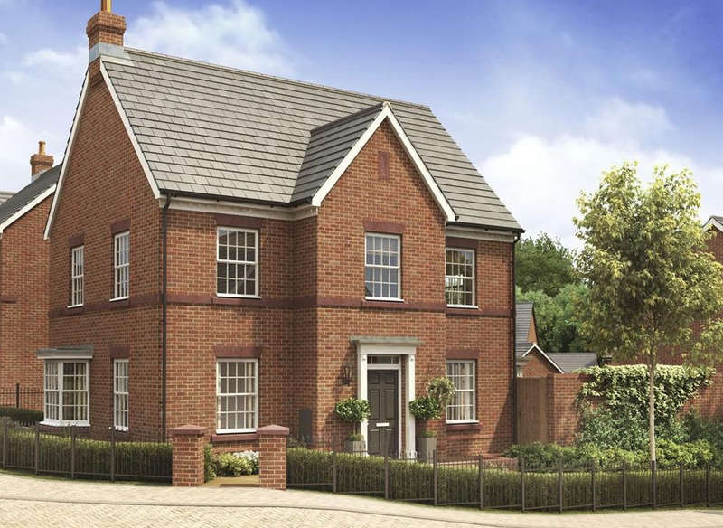 4 Bedrooms Detached House for sale in The Hartsop, Plot 5, Rock Lea, Abbey Road, Barrow in Furness