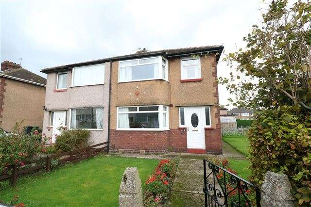 3 Bedrooms Semi Detached House for sale in Etterby Lea Grove, Carlisle, Cumbria, CA3 9LF