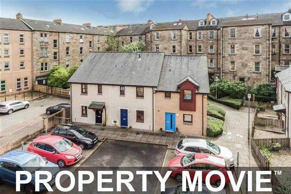 4 Bedrooms Mews House for sale in Fitzroy Mews, 58 Fitzroy Lane, Finnieston, Glasgow, G3 8LP