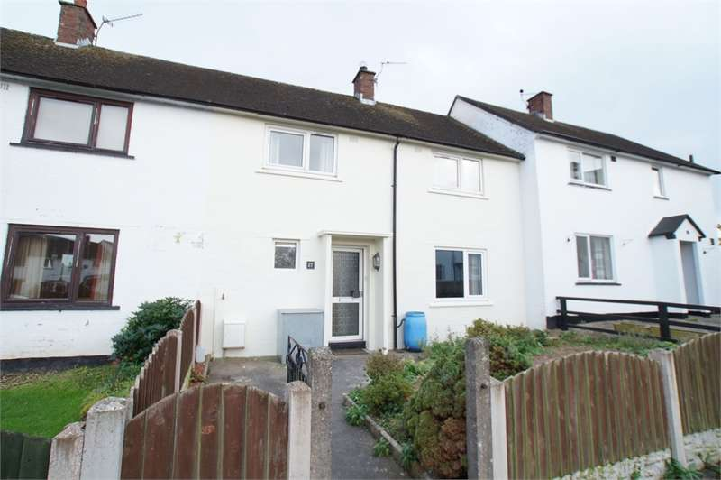 3 Bedrooms Terraced House for sale in CA65 7QZ Madam Banks Road, Dalston, Carlisle, Cumbria