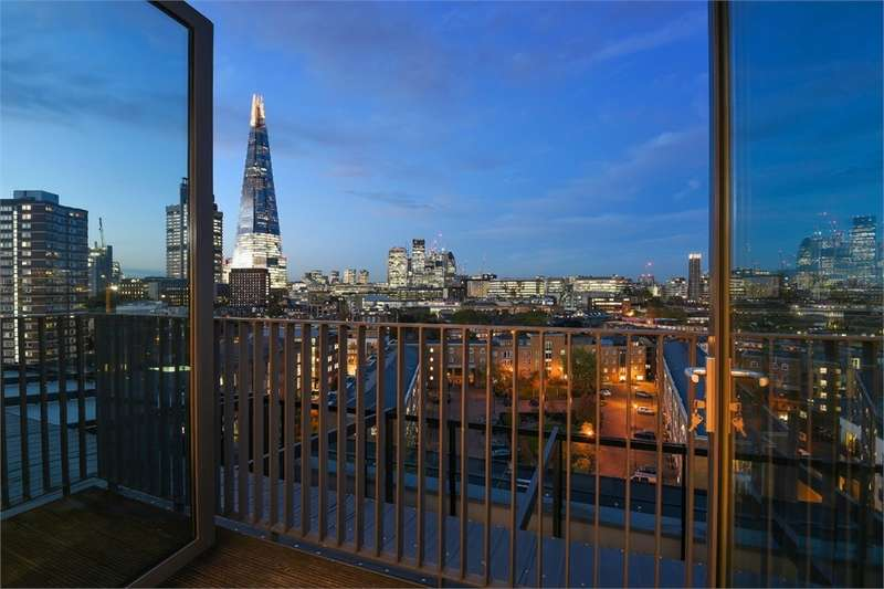 2 Bedrooms Flat for sale in Antonine Heights, City Walk, London Bridge, SE1