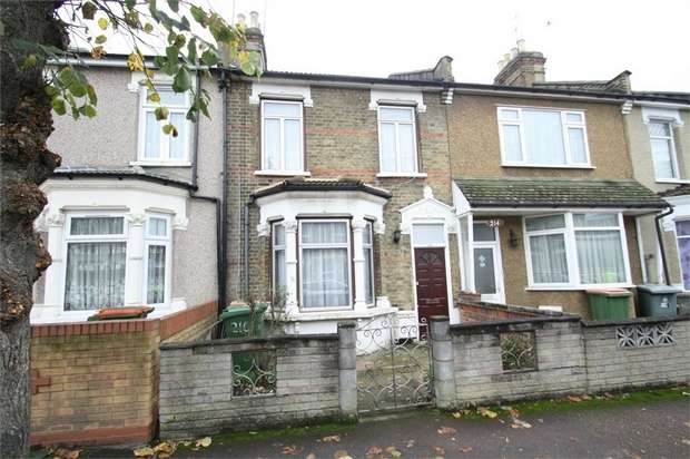 3 Bedrooms Terraced House for sale in Monega Road, Manor Park, London