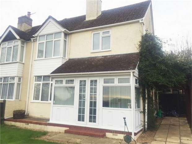 3 Bedrooms Semi Detached House for sale in Arundel Road, Worthing, West Sussex